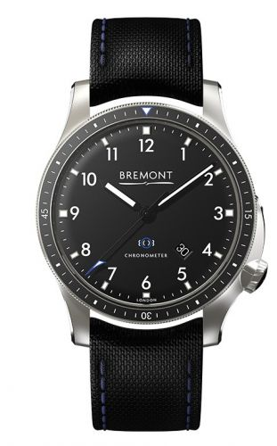 Bremont 1BK : Boeing Model 1 Black