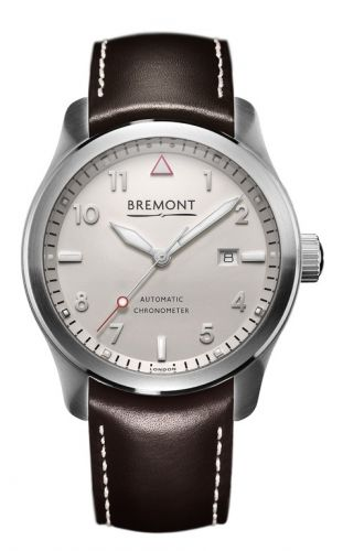 Bremont SoloWHSI : Solo 43 Silver