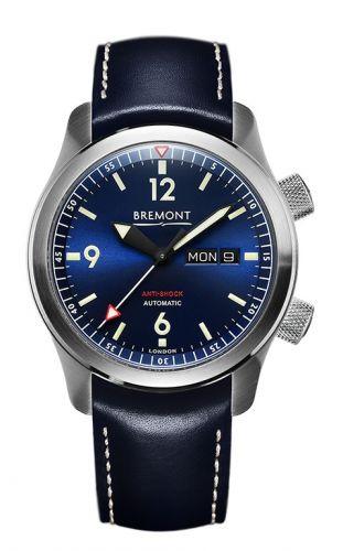 Bremont U-2/BL : U-2 Blue