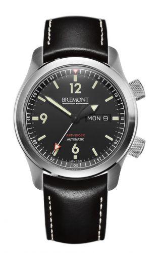 Bremont U-2/SS : U-2 Black