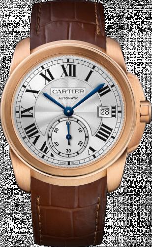 Cartier WGCA0003 : Calibre de Cartier 38 Pink Gold / Silver