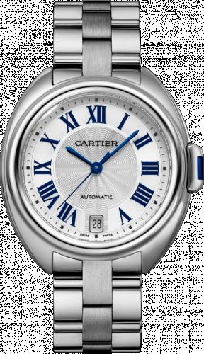 Cartier WSCL0006 : Clé de Cartier 35 Stainless Steel / Silver / Bracelet