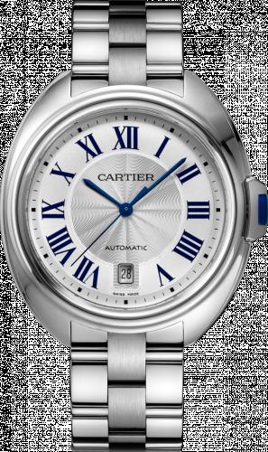 Cartier WSCL0007 : Clé de Cartier 40 Stainless Steel / Silver / Bracelet