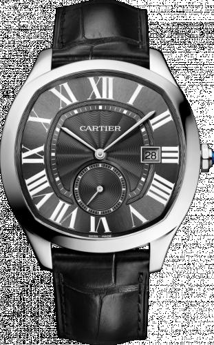 Cartier WSNM0009 : Drive de Cartier Stainless Steel / Grey