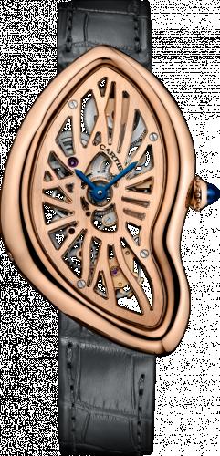 Cartier WHCH0006 : Crash Skeleton Pink Gold
