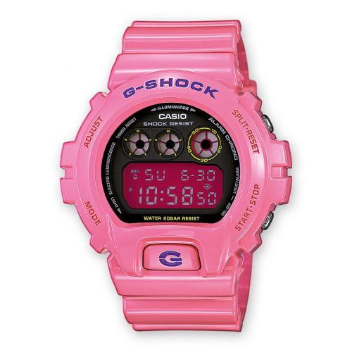 Casio DW-6900SN-4ER : DW-6900SN-4 Bubble Gum Pink