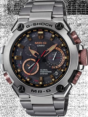 Casio MRG-G1000DC-1ADR : MR-G G1000