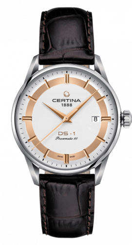Certina C029.807.16.031.60 : DS-1 Powermatic 80 Himalaya Special Edition