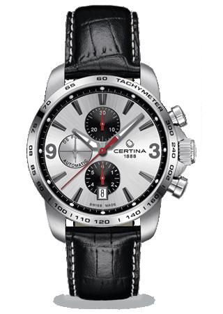 C0014271603701 : Certina DS Podium Chronograph Panda