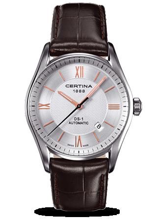 Certina C0064071603801 : DS-1 Roman