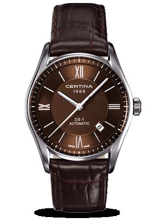 Certina C0064071629800 : DS-1 Roman