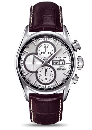 Certina C0064141603100 : DS-1 Chronograph
