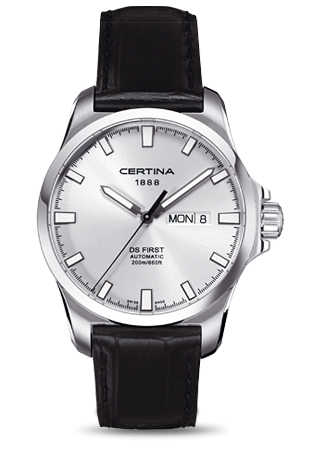 Certina C0144071603100 : DS First Day-Date