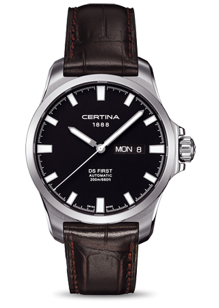 C0144071605100 : Certina DS First Day-Date