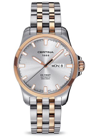 C0144072203100 : Certina DS First Day-Date