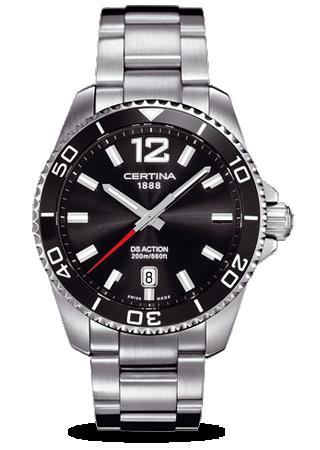 Certina C013.410.11.057.00 : DS Action Black