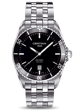 Certina C0144101105100 : DS First Ceramic Bracelet