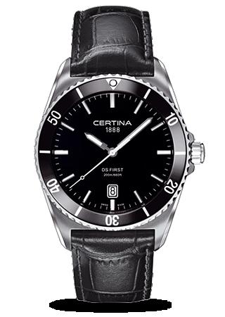 C0144101605100 : Certina DS First Ceramic Strap