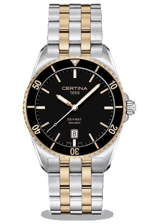 Certina C0144102205100 : DS First Ceramic