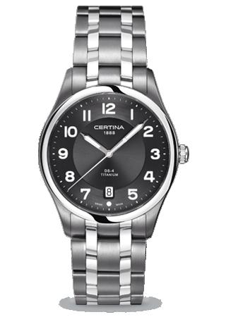 Certina C0224104408000 : DS 4 Titanium