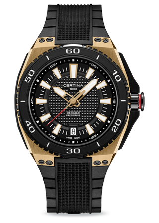 Certina C0237103705100 : DS Eagle Gold