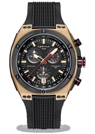 Certina C0237393705100 : DS Eagle Chrono GMT