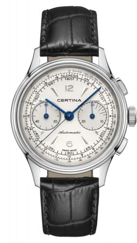 Certina C038.462.16.037.00 : DS Chronograph Automatic Stainless Steel / Silver