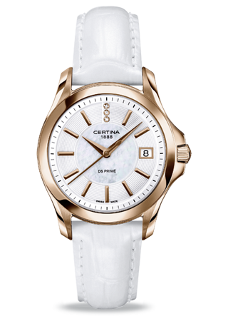 Certina C0042103611600 : DS Prime Lady Plated