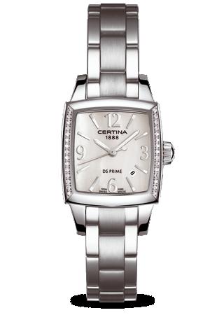 Certina C0043101111701 : DS Prima Lady Shape Diamond
