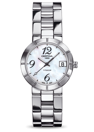 Certina C0092104411200 : DS  Stella Lady Titanium