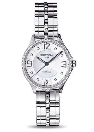 C0212106111600 : Certina DS Dream Lady Diamond