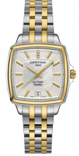 Certina C0283102211600 : DS Prime Lady Shape Two Tone