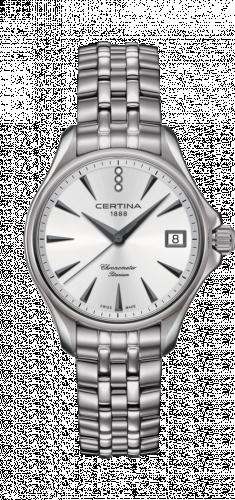 Certina C032.051.44.036.00 : DS Action Diamonds 33.8 Titanium / Silver