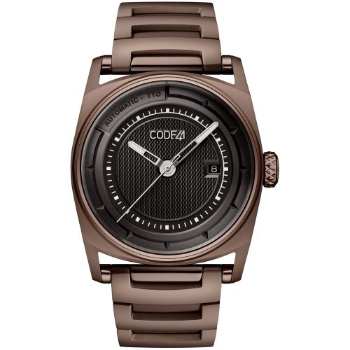 CODE41 AN02-BR-ST-MET-BR-1 : Anomaly-02 Brown PVD / Brown