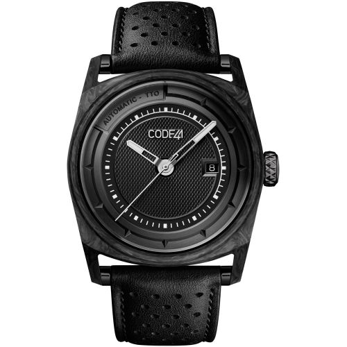 CODE41 AN02-CA-ST-PER-BK : Anomaly-02 Forged Carbon / Black