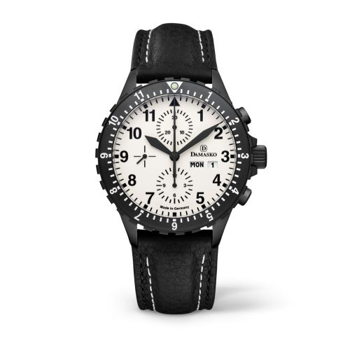 Damasko Chronographs DC67.black