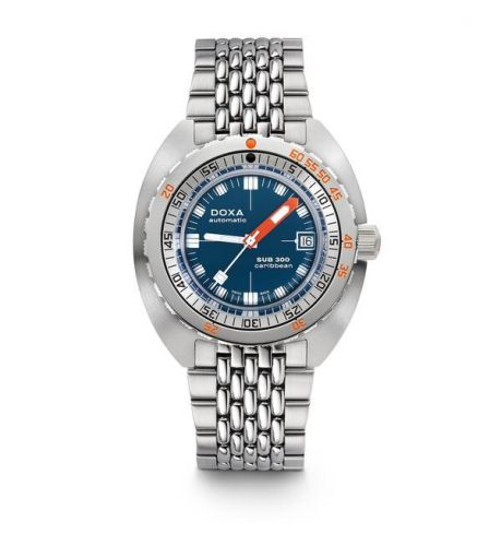 Doxa 821.10.201.10 : SUB 300 Caribbean / Bracelet