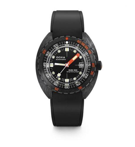 Doxa 822.70.101.20 : SUB 300 Carbon Sharkhunter