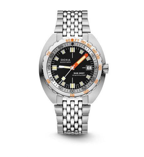 Doxa 840.10.101.10 : SUB 300T Sharkhunter / Bracelet
