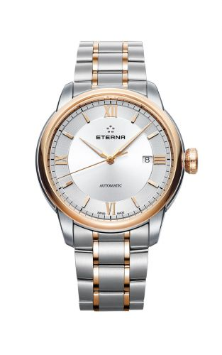 Eterna 2970.53.17.1703 : Adventic Date Two Tone / Bracelet