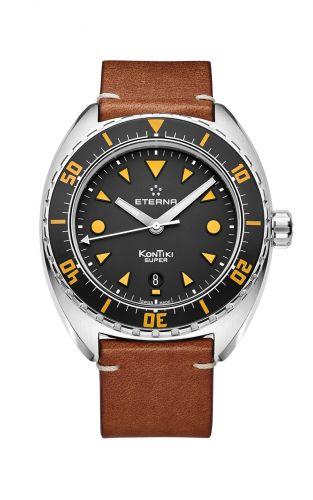 Eterna 1273.41.49.1363 : Super KonTiki Leather