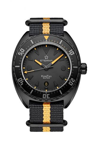 Eterna 1273.43.41.1365 : Super KonTiki Black Limited Edition
