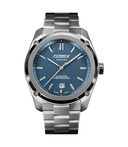 Formex 0330.1.6331.100 : Essence Automatic Chronometer Blue / Bracelet