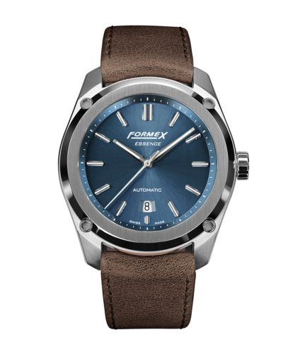 Formex 0330.1.7331.722 : Essence Automatic Blue / Calf