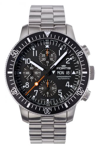 Fortis 638.10.11 : Official Cosmonauts Chronograph