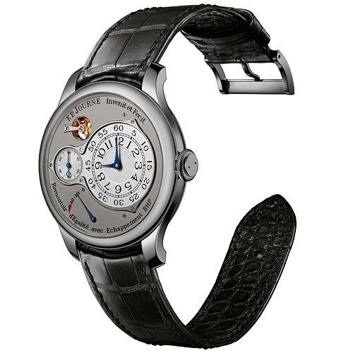 FP Journe 1510 CO 42 PT : Souveraine Chronomètre Optimum 42 Platinum