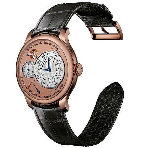 FP Journe 1510 CO 42 RG : Souveraine Chronomètre Optimum 42 Red Gold