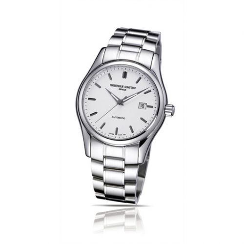 Frederique Constant FC-303S6B6B : Index Automatic Stainless Steel / Silver / Bracelet