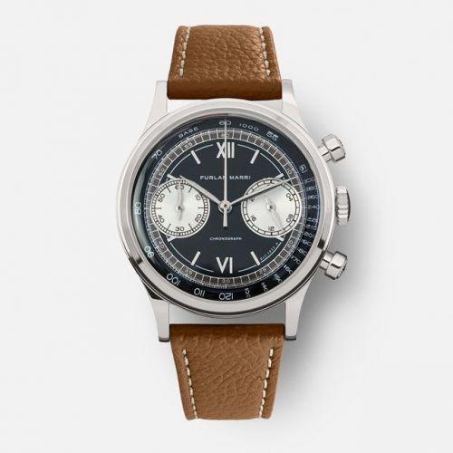 Furlan Marri 1022-A : Chronograph Laccato Nero