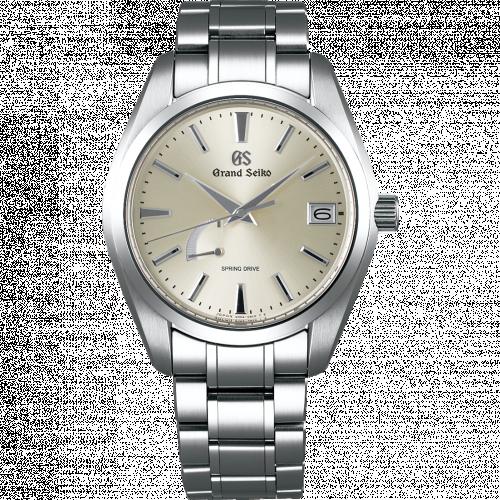 Grand Seiko SBGA201 : Spring Drive Stainless Steel / Silver / Bracelet